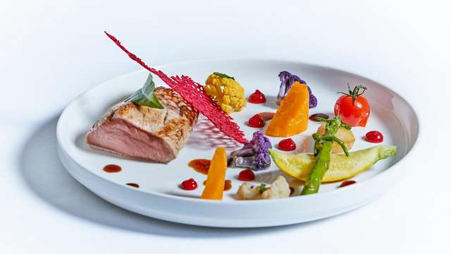 Bien-être et dîner en chambre prestige sur l'Île de Ré