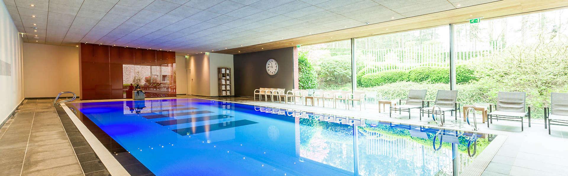 Détente et luxe dans un hôtel charmant au Limbourg