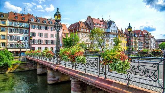 Parenthèse romantique près de Strasbourg