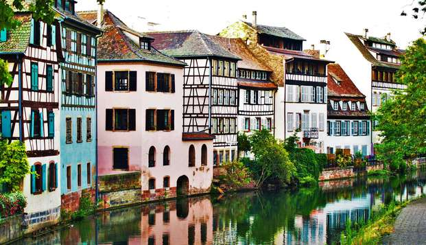 Partez en famille à Strasbourg