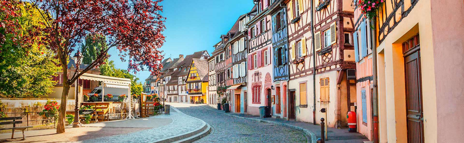 À la découverte de la pittoresque ville de Colmar