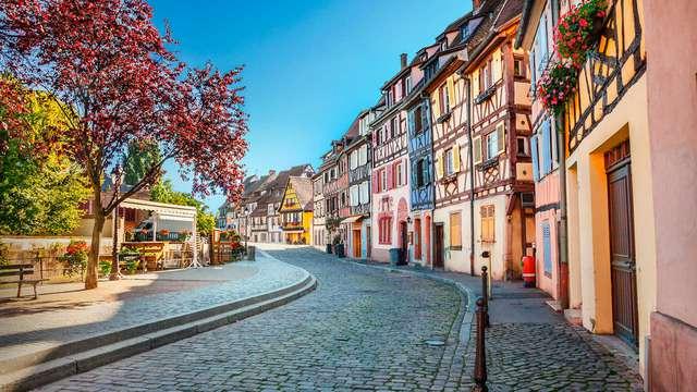 Séjour romantique à Colmar