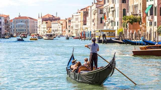 Romantisch verblijf in hartje Venetië