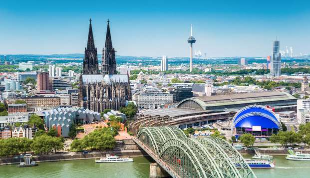 Découvrez la beauté de Cologne