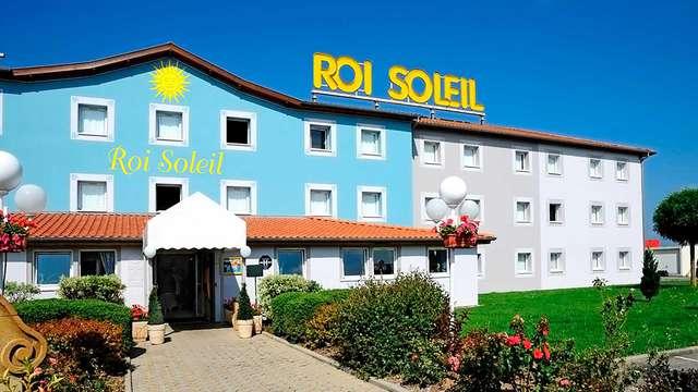 Hotel Roi Soleil Mulhouse Kingersheim