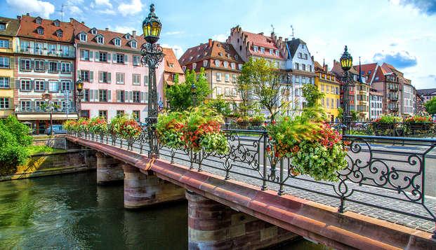Pied-à-terre moderne à Strasbourg