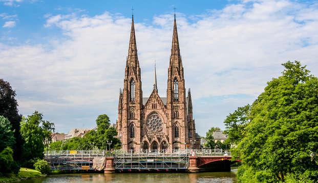 À la découverte de la capitale Alsacienne