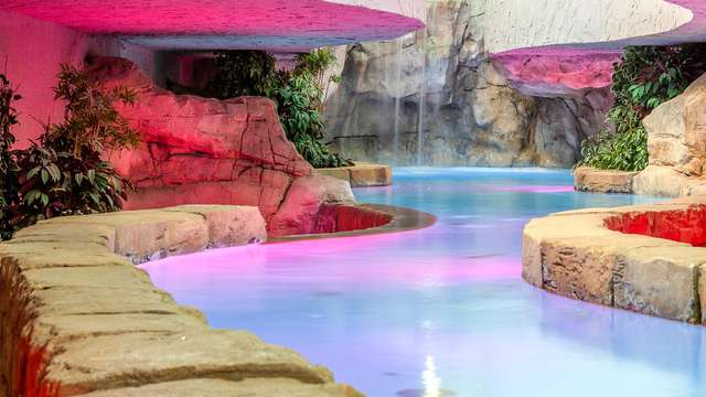 Relax total: Escapada con circuito especial de contrastes y acceso a la piscina termal en Solares