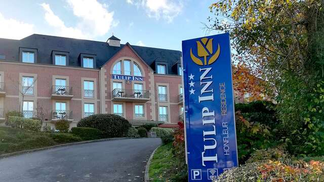 Tulip Inn Residence Honfleur