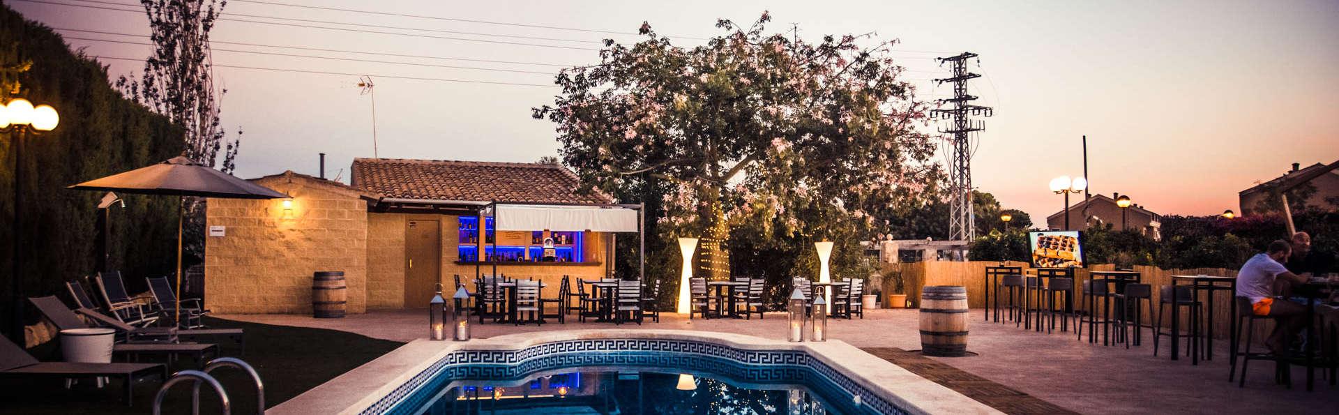 Spécial Summer : barbecue, piscine et cocktail pour deux à San Juan, Alicante