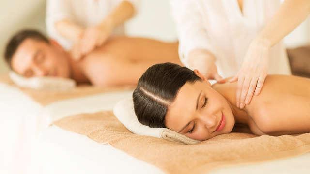 1 Massage pour 2 adultes
