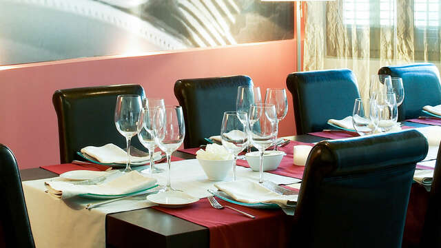 Escapada Relax & Gourmet en Solsona con acceso al spa y cena incluida