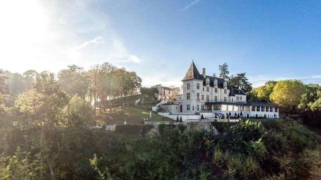 Vie de château à deux pas de Saumur