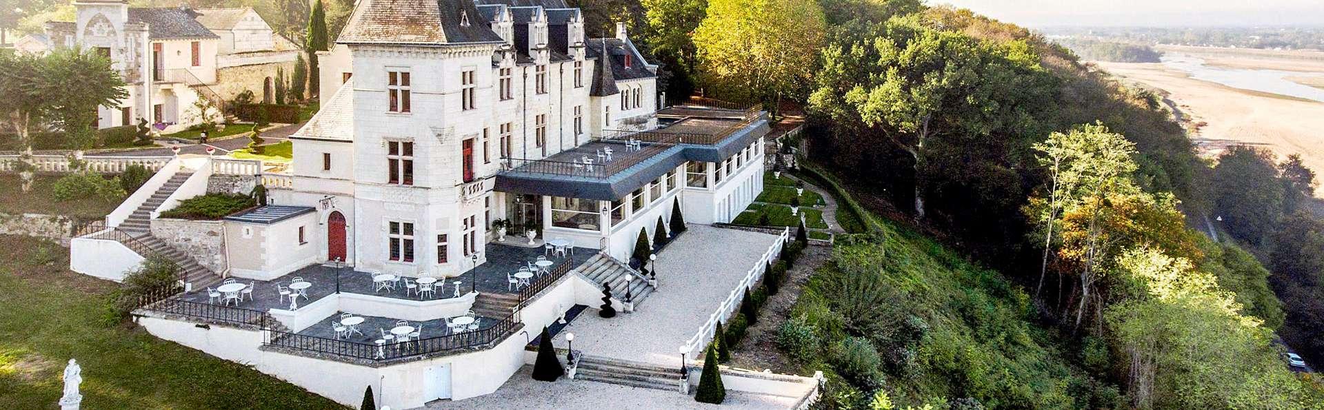 Weekend au magnifique Château Le Prieuré