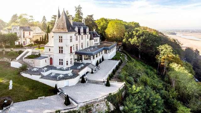Week-end au magnifique Château Le Prieuré