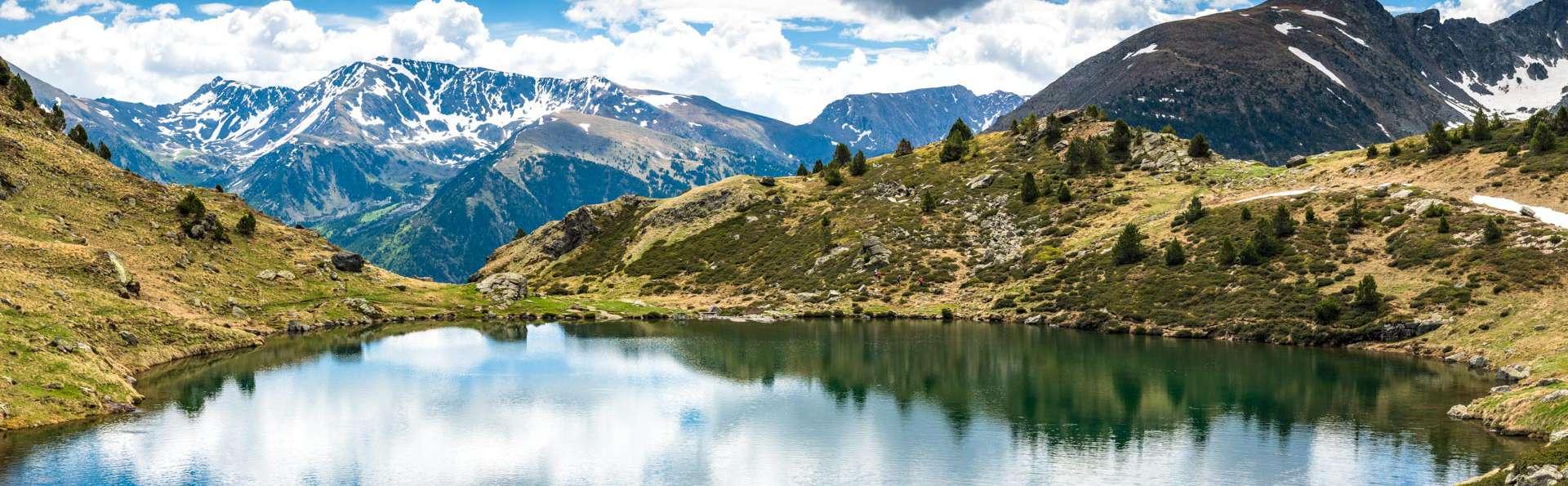 Respirez l'air pur de la montagne en Andorre