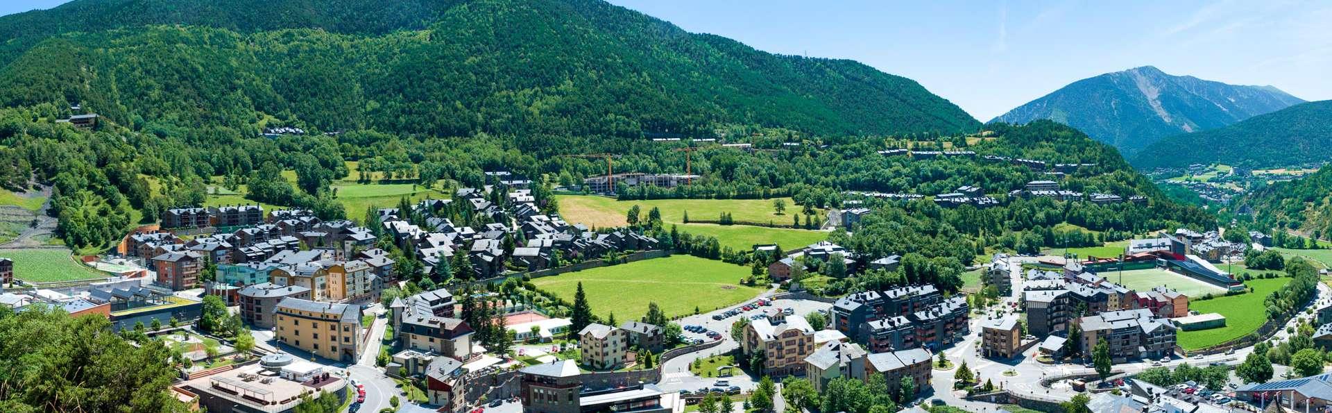 Échapper à la routine au coeur des Pyrénées d'Andorre