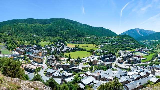 Escapa de la rutina en el corazón de los Pirineos andorranos