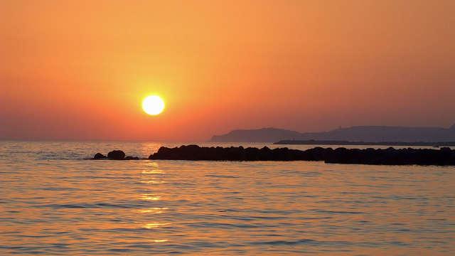 Splendido soggiorno di romanticismo e relax sul mare a Marsala