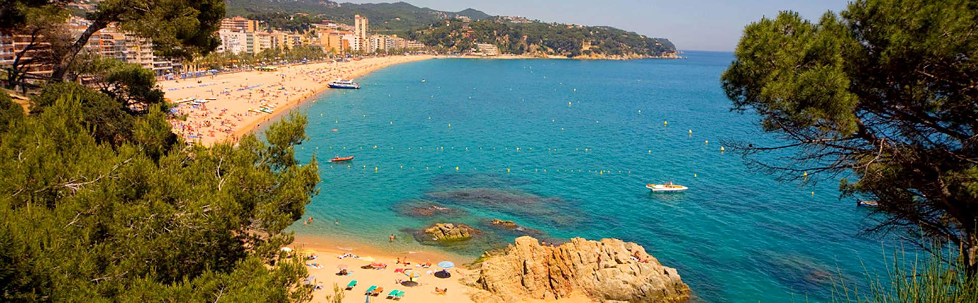 Geniet van het comfort en de zon aan de Costa Brava