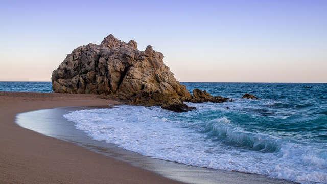 Disfruta de la Costa Brava en Calella con tu familia