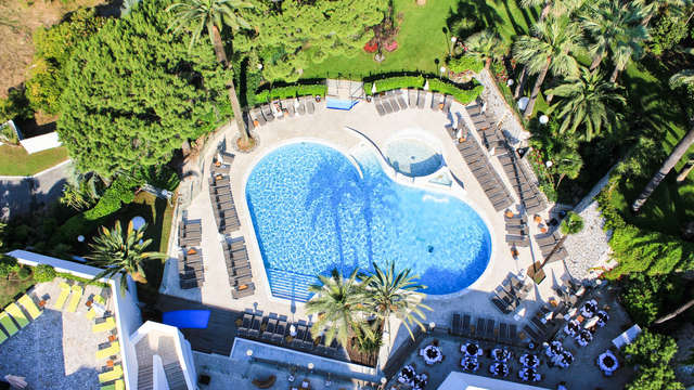 Escapade touristique et détente à Cannes (à partir de 2 nuits)