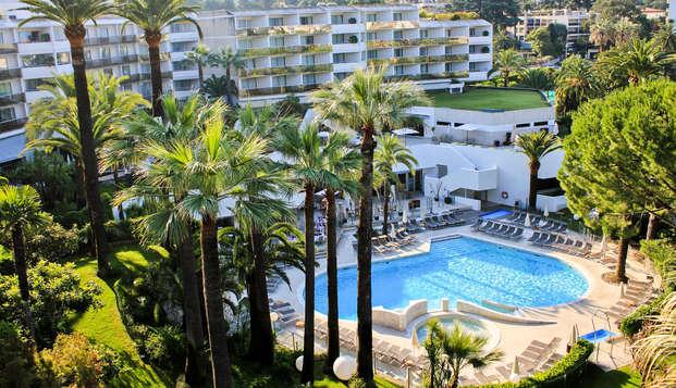 Week-end en famille sur la Côte d'Azur à Cannes