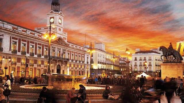 Confort en un exclusivo apartamento junto a la Puerta del Sol