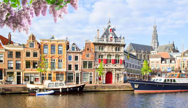 Ontdek Haarlem vanuit een gloednieuw designhotel! (vanaf 2 nachten)