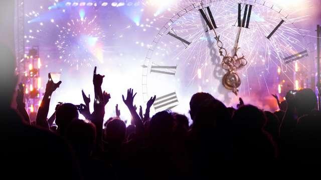le 31 décembre : soirée discothèque au Chatam