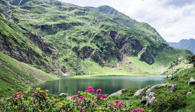 Relax a los pies de los Pirineos