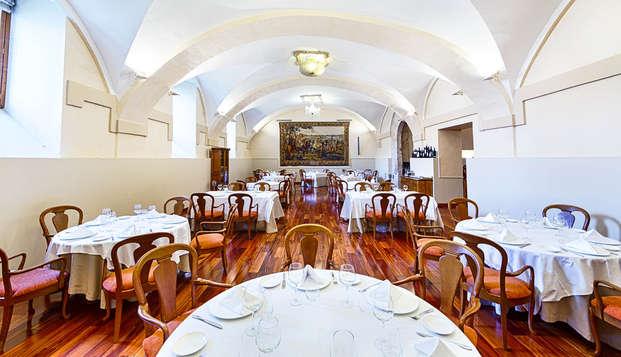 Experiencia Ribera del Duero: Spa, Cena, Visita a Bodega con degustación en edificio histórico