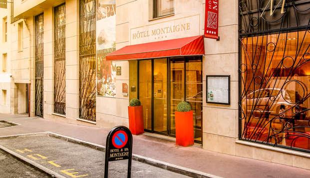 Hotel Montaigne et Spa - NEW FRONT-