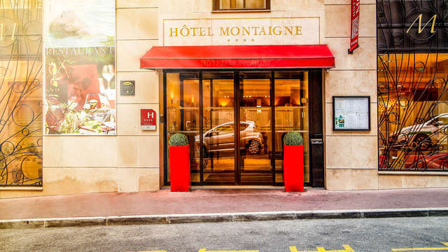 Hotel Montaigne et Spa - NEW FRONT