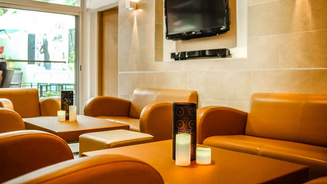 Hotel Montaigne et Spa - NEW LOOBY-