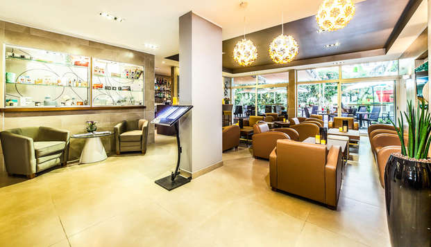 Hotel Montaigne et Spa - NEW LOOBY