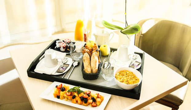 Hotel Montaigne et Spa - NEW RESTAURANT