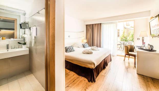 Hotel Montaigne et Spa - NEW ROOM
