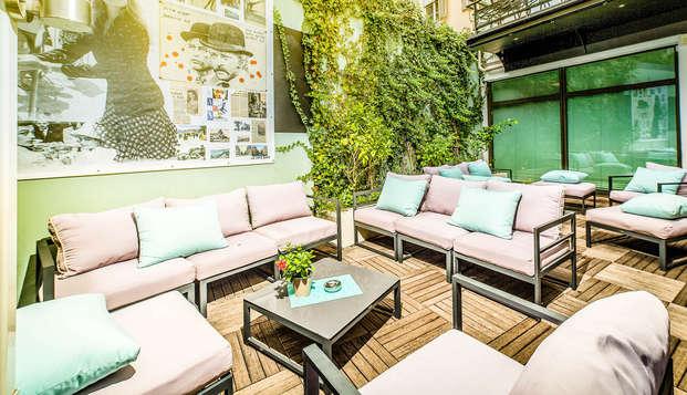 Hotel Montaigne et Spa - NEW TERRACE-
