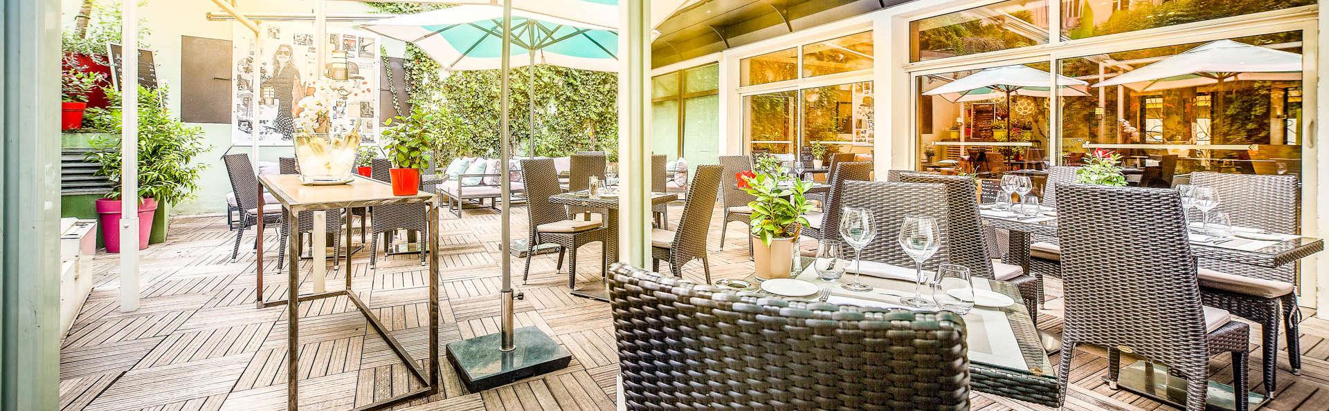 Week-end détente avec dîner 3 plats à Cannes
