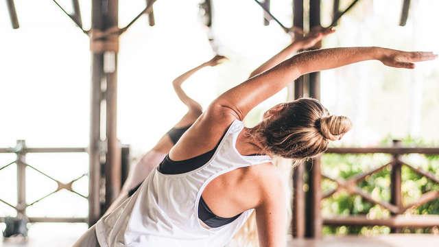 1 Cours de yoga pour 2 adultes