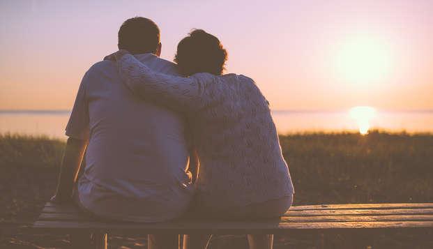 Escapade romantique avec Lovebox et champagne en bord de mer à Saint-Raphaël