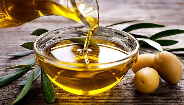 Escapada con Visita a un olivar con cata de aceite cerca de Salamanca