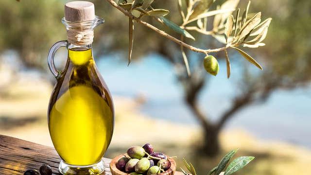 Escapada Gastronómica: visita de almazara con cata de aceites y cena típica en la Sierra de Francia