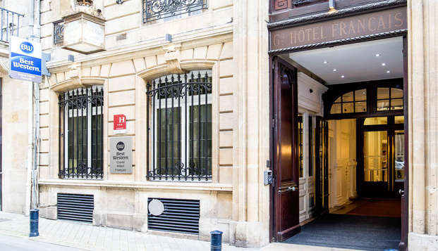 Best Western Grand Hotel Francais - N FRONT