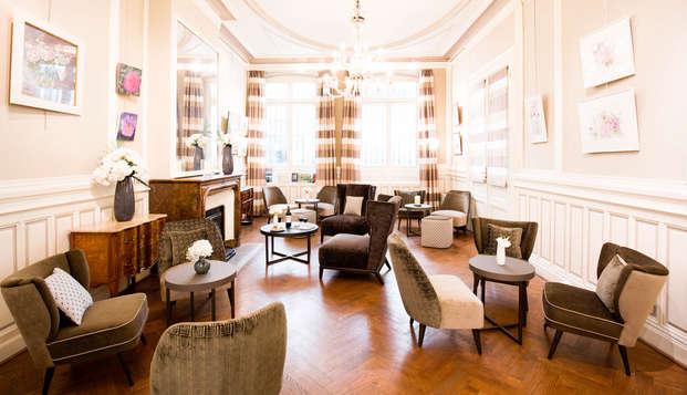 Best Western Grand Hotel Francais - N LOUNGE-