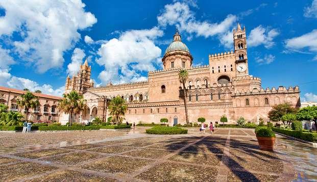 Visita Palermo: soggiorno in un elegante 4* nel centro storico