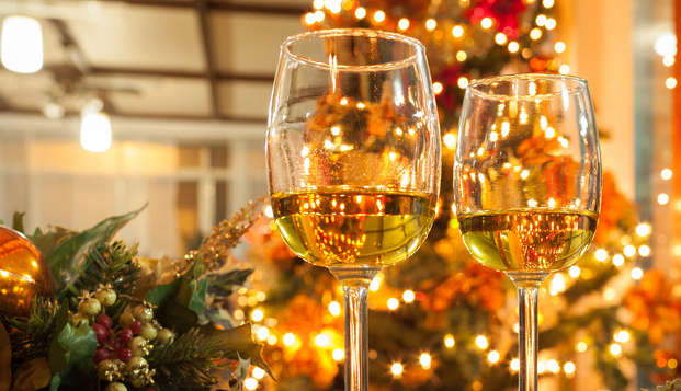 Año Nuevo en Montecatini Terme en un hermoso hotel de 4 *