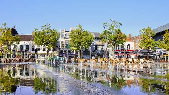 Confort et hospitalité du Brabant près du centre de Tilbourg