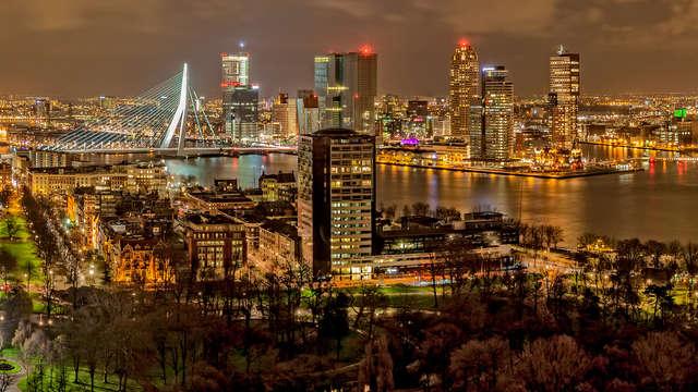Gastvrijheid en comfort in hartje Rotterdam (vanaf 2 nachten)